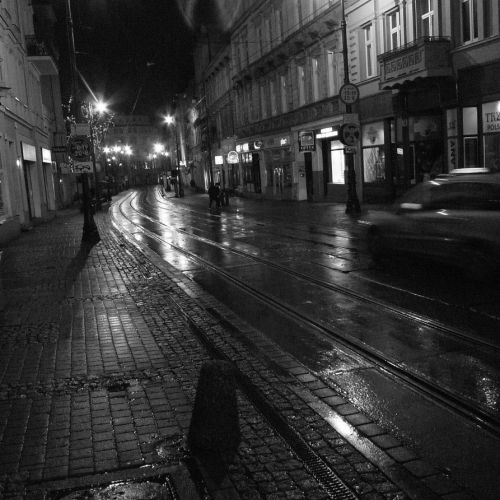 Bydgoszcz by night