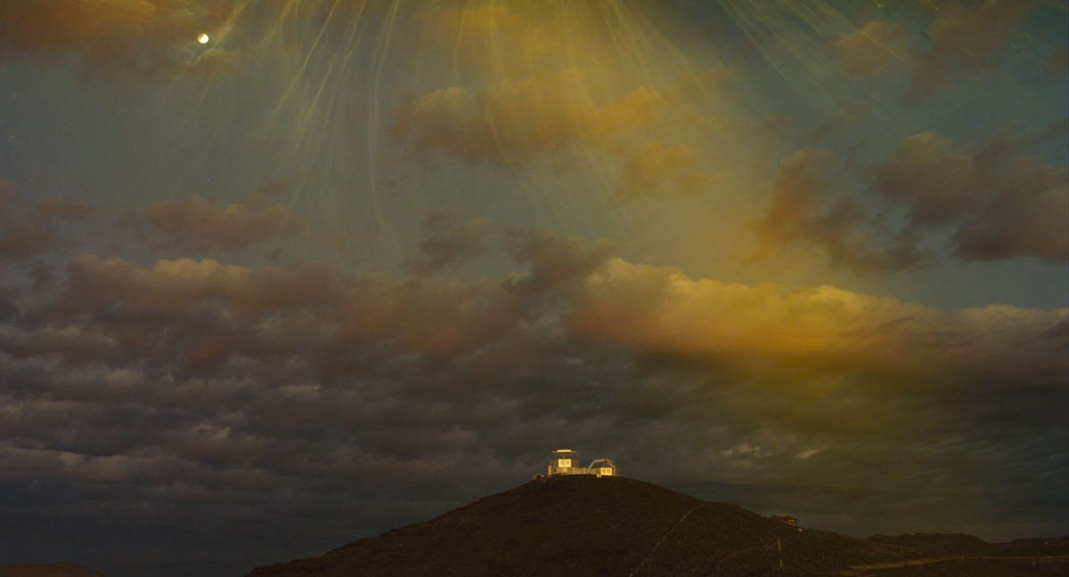CIELO presents a philosophical exploration of the night sky visible above the Las Campanas Observatory (pictured here) and the surrounding Atacama Desert in Chile.