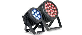 Elation Lighting Seven Par Ip Lights Header