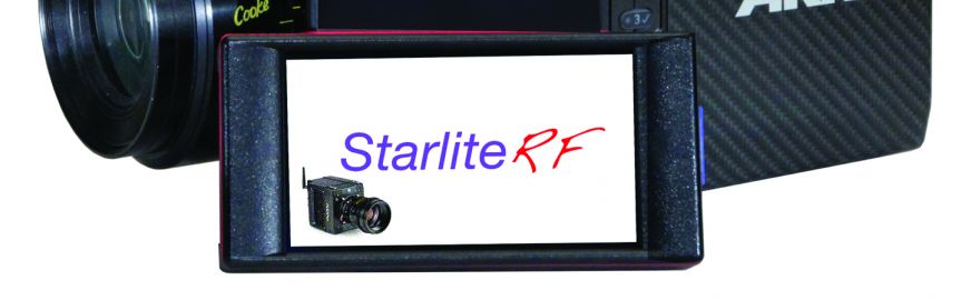 Feature Transvideo Starlite Rf A