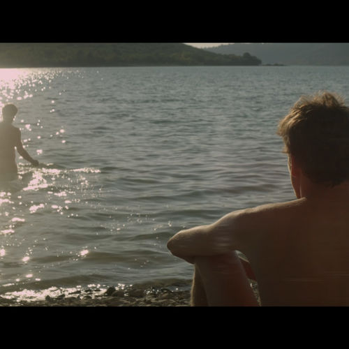 "Frame from ""The Stranger by the Lake"""