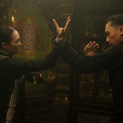 Ziyi Zhang (left) and Tony Leung Chiu Wai (right) in The Grandmaster