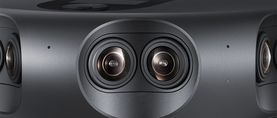 Header Samsung 360 Round Vr Virtual Reality Camera
