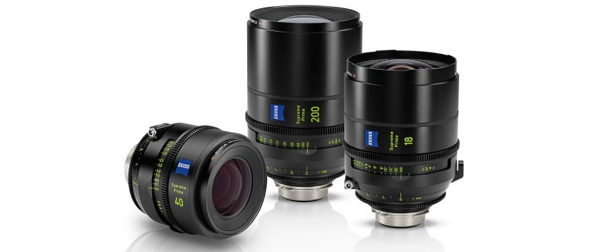 Zeiss Supreme Prime Product Family