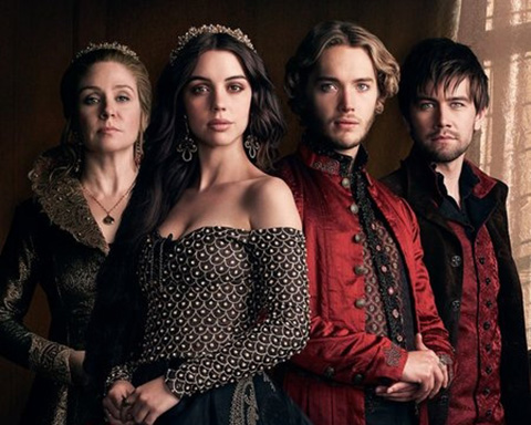 A promotional still for Reign