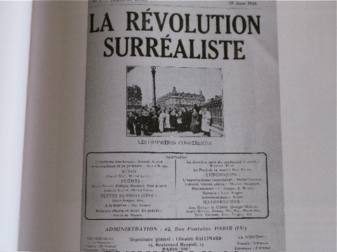 Journal of the Movement.