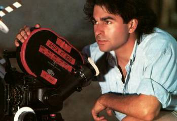 John in his younger days. The ARRI camera is loaded with Agfa XT 320.