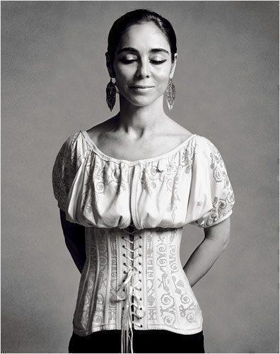 shirin neshat self portrait
